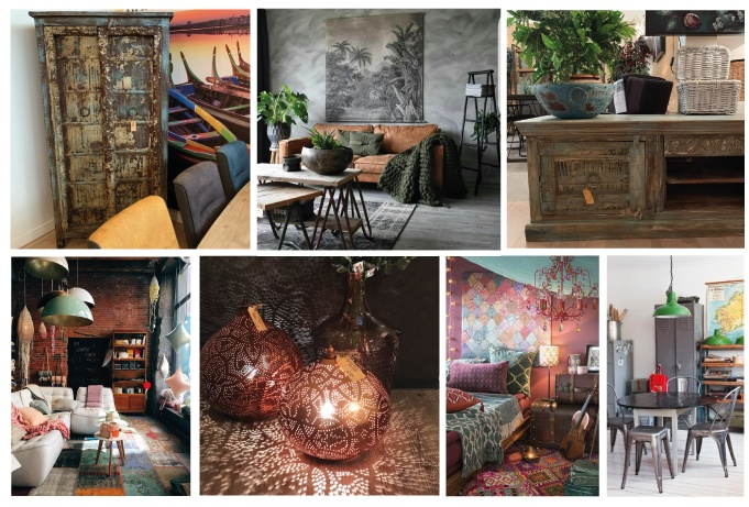 Hoe Breng Ik Kleur In Mijn Industriele Interieur Happy Home